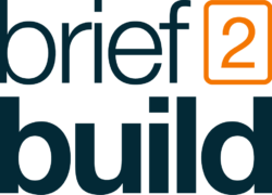 Brief2Build Logo new business website project by XRF Digital